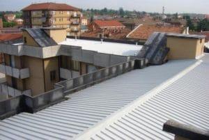 Rifacimento tetto condomini