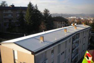 Ristrutturazione tetto condominio