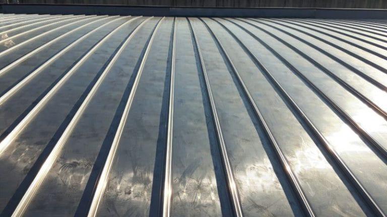 Lamiere per tetti piani