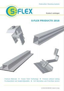 Catalogo Generale S:Flex per sistemi di montaggio impianti fotovoltaici
