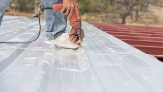 Coperture per tetti - Posa coperture metalliche