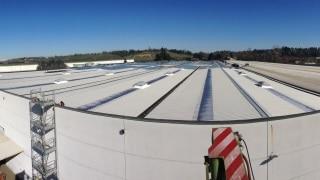Coperture per tetti - Rifacimento tetti industriali