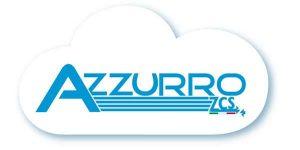 Logo Zucchetti Azzurro