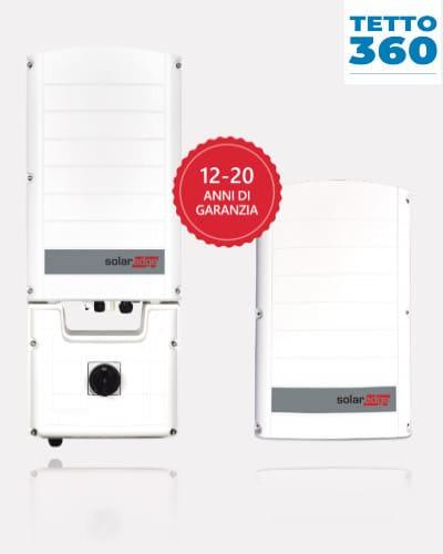 Inverter SolarEdge SE12.5-27.6K