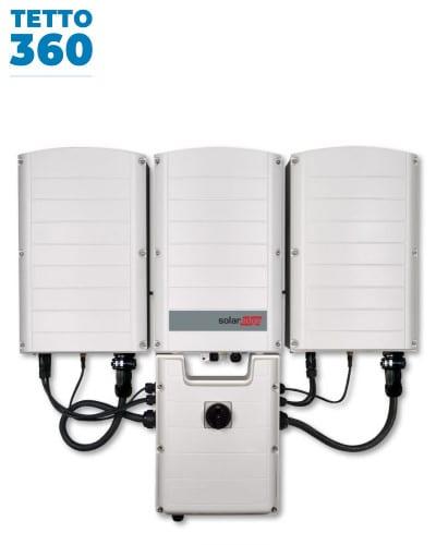 Inverter SolarEdge SE66.6-100K