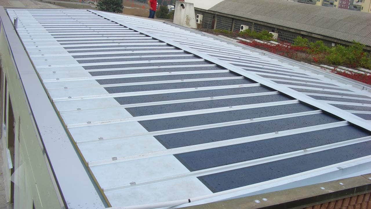 Vecchio Materiale Da Copertura impianti fotovoltaici su tetti - gruppo tetto360