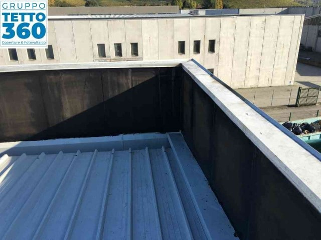 impermeabilizzazione muri di tamponamento