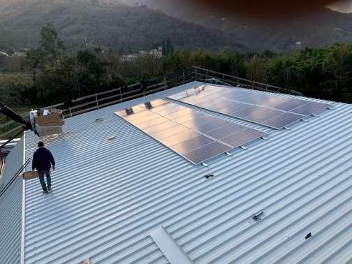 impianto fotovoltaico 11 kw