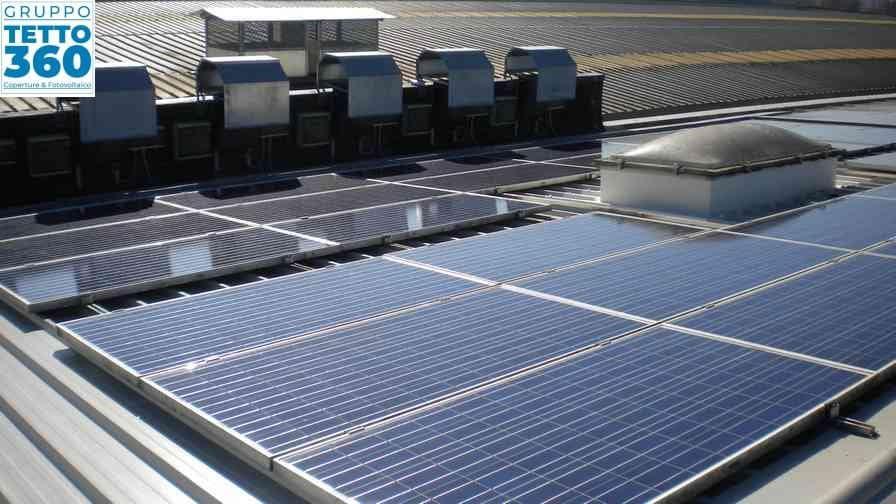impianto fotovoltaico asti