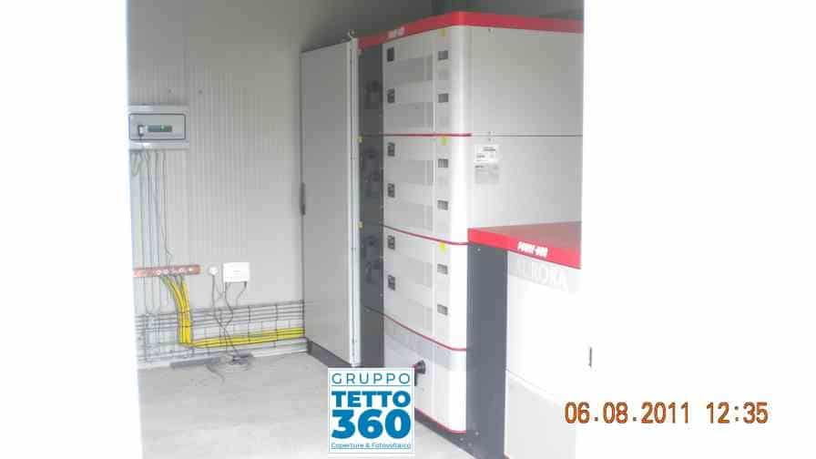 inverter centralizzato power one