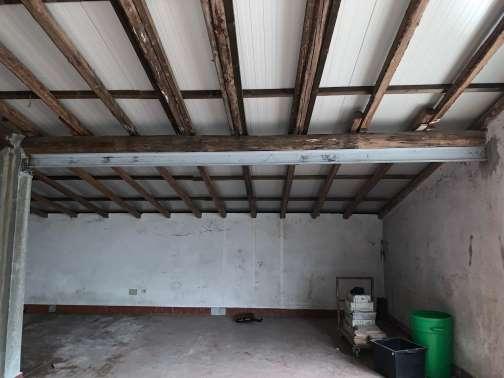 tetto bonificato dall'amianto in provincia di Genova