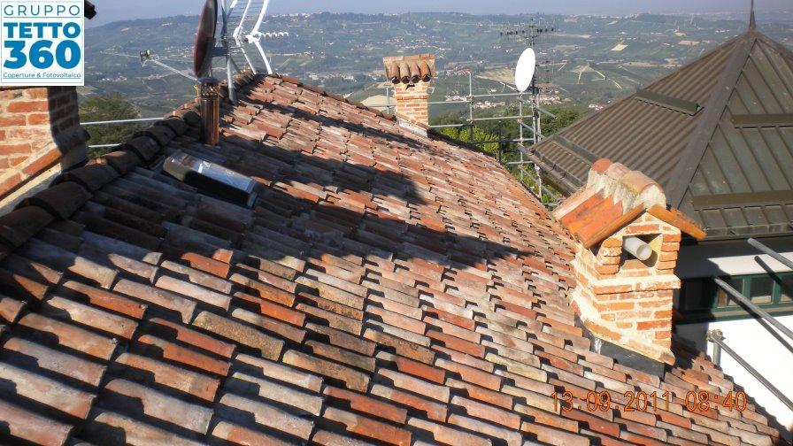 tetto in legno provincia di cuneo
