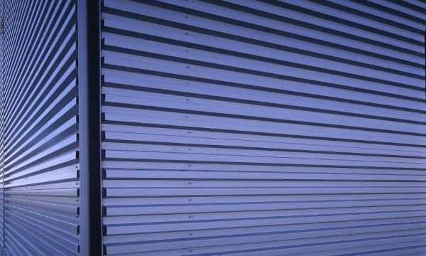 Rivestimenti metallici di facciata