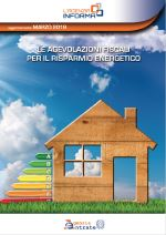 Guida agenzia entrate detrazione fiscale risparmio energetico