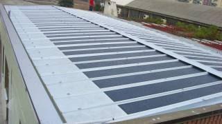 Impianti fotovoltaici su tetti