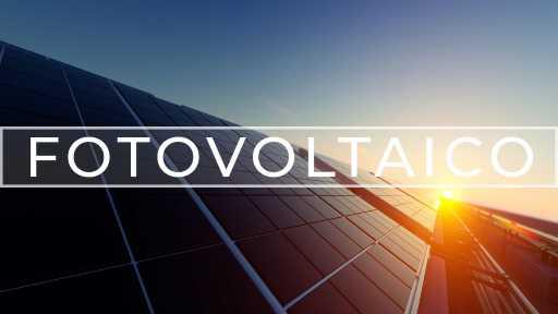 Tasto fotovoltaico